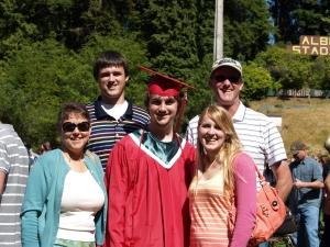 family sunny grad